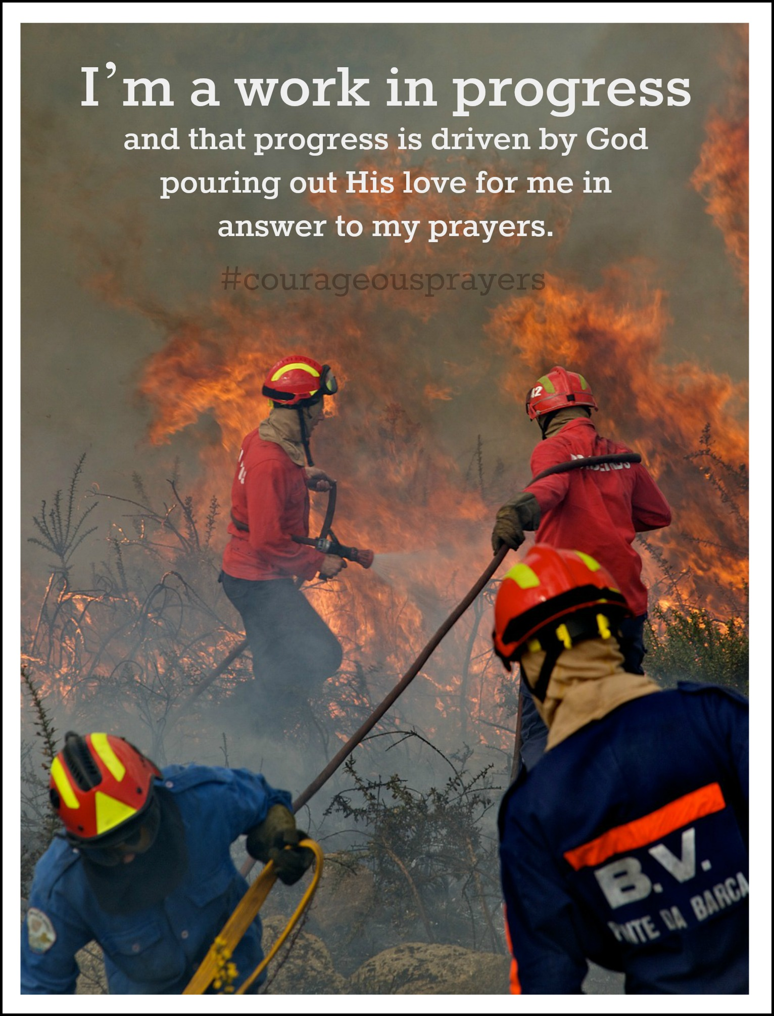 Deliver Us From Evil: Courageous Prayers
