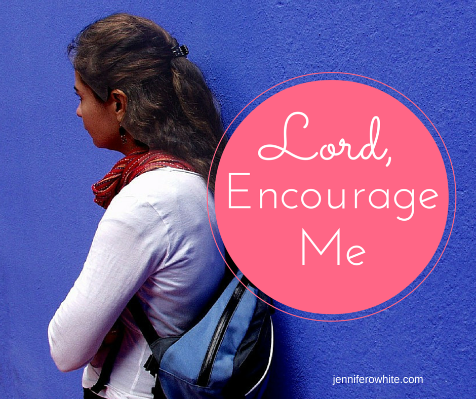 God is My Encourager